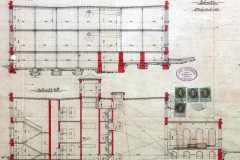 Původní stavební plány