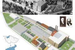 Konverze továrny v Šumné