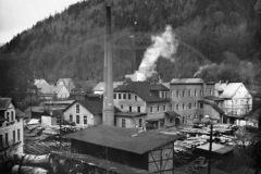 Horní Litvínov, továrna na nábytek 1947